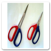 Bonsai Tool Red Blue Shears